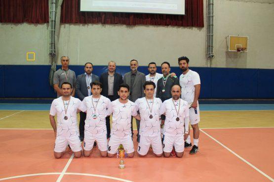 تیم فوتسال تاسیسات علوم پزشکی ایران